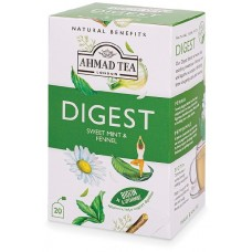 AHMAD TEA NATURAL DIGEST TEA 20TB
