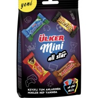 ULKER MINI ALL STAR 91gr