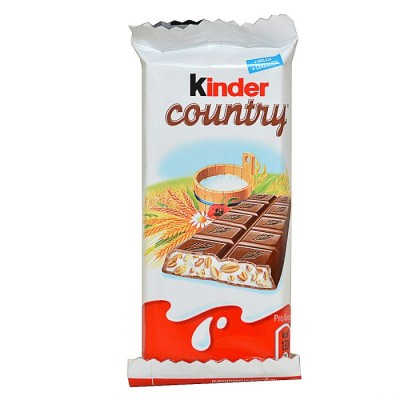 KINDER CERIAL - COUNTRY 23.5G