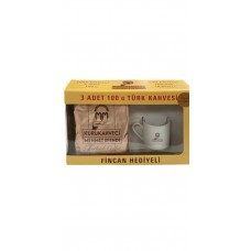 MEHMETEFENDI COFFEE 3 PC WITH CUP 100gr