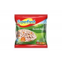 SUPERFRESH KIDNEY BEANS 450GR