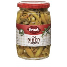 BERRAK ACI BIBER HOT PEPPER PICKLES