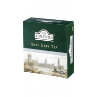 AHMAD TEA EARL GREY TEA 100 TAG