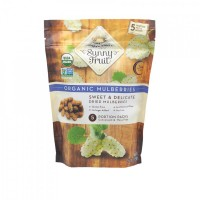 SUNNY FRUIT ORGANIC DRIED 5 PACK