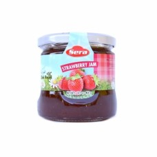 SERA STRAWBERRY JAM RECEL 370gr
