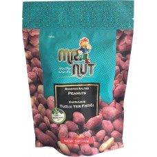 MR NUT ROASTED SALTED PEANUTS 5OZ