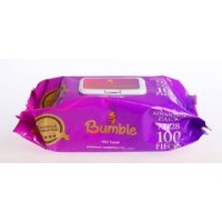 BUMBLE 100PC WET TOWEL(2for)