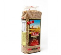 DURU BROWN FINE BULGUR 1KG