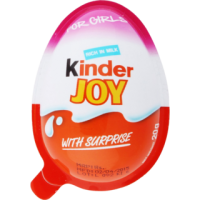 KINDER JOY WITH SURPRISE BAYB