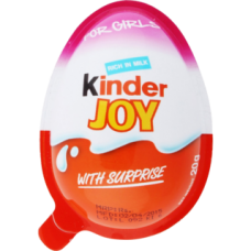 KINDER JOY WITH SURPRISE