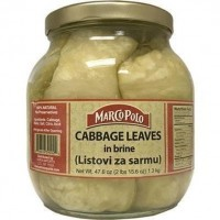 MARCOPOLO CABBAGE LEAVES 3KG