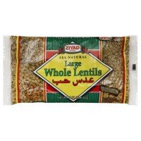ZIYAD LARGE WHOLE LENTILS