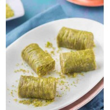 FISTIK SARMA BAKLAVA TURKISH BEST 1PC