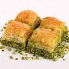 BAKLAVA TURKISH BEST WITH PISTACHIO 1PC