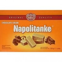 NAPOLITANKE 420GR WITH HAZELNUT