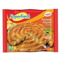 SUPERFRESH POTATO CHEESE ROLL BOREK